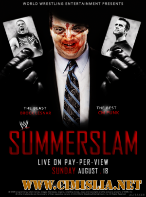 WWE SummerSlam 2013  [2013 / HDTVRip]
