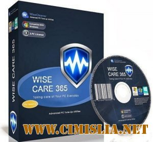 Wise Care 365 Pro 4.63.441 Final + Portable [2017 / MULTI / RUS]