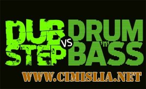 Dubstep vs Drum N Bass (Jan) [2013 / MP3 / 320 kb]