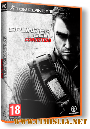 Tom Clancy's Splinter Cell: Conviction - Deluxe Edition [Steam-Rip] [2010 / RUS / ENG]