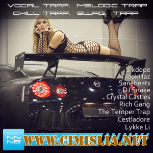 TRAP music for subwoofer [2014 / MP3 / 256-320 kb]