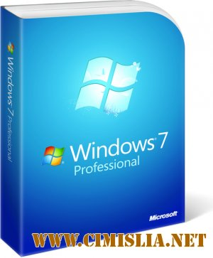 Windows 7 Professional SP1 IDimm Edition 17.14 [х64] [2014 / RUS]