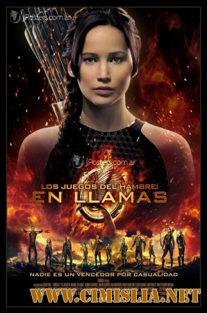 �������� ����: � �������� ����� / The Hunger Games: Catching Fire [2013 / HDRip | ��������]