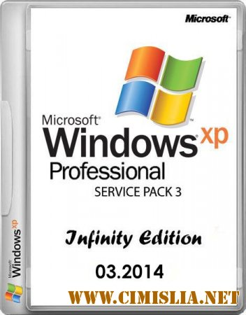 Windows XP Pro SP3 Infinity Edition [x86] [03.2014 / RUS]