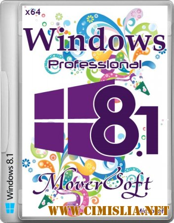 Windows 8.1 Pro MoverSoft [x64] [03.2014 / RUS]
