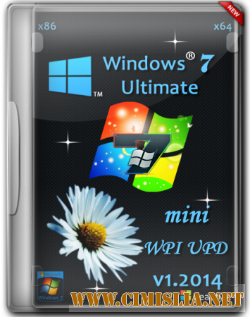 Windows 7 Ultimate & mini WPI UPD BeaStyle [x86/x64] [2014 / RUS]