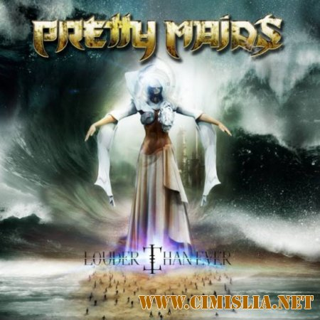 Pretty Maids - Louder Than Ever [Limited Edition] [2014 / MP3 / 320 kb]