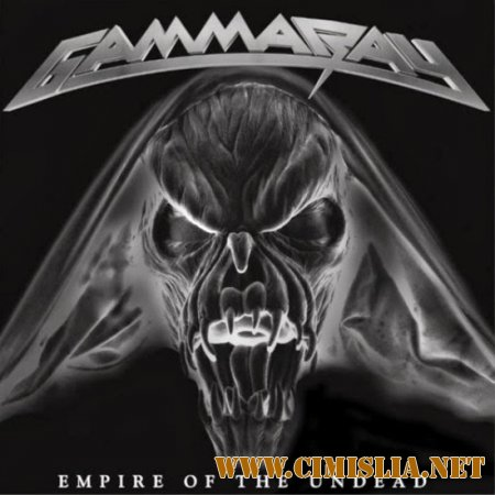Gamma Ray - Empire Of The Undead [2014 / MP3 / 320 kb]