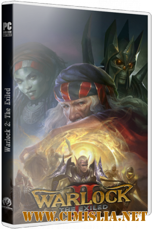 Warlock 2: The Exiled - Great Mage Edition [v 2.2.202.24549][Steam-Rip] [2014 / RUS / ENG / MULTi3]