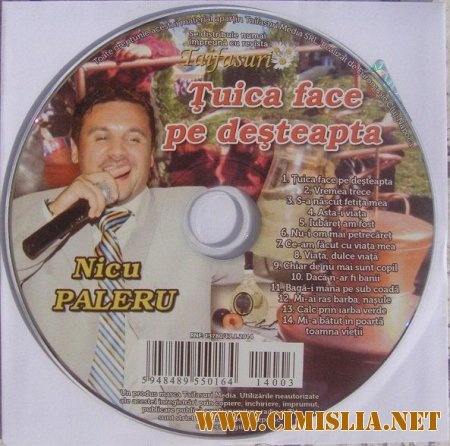 Nicu Paleru - Tuica face pe desteapta [2014 / MP3 / 320 kb]