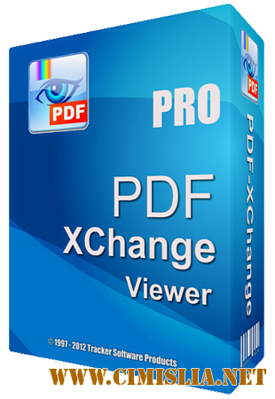 PDF-XChange Viewer PRO 2.5.322.0 Full / Lite [RePack & Portable] [2017 / MULTi / ENG / RUS]