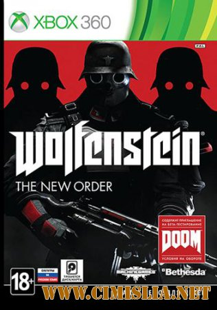 Wolfenstein: The New Order [2014 / RUS]