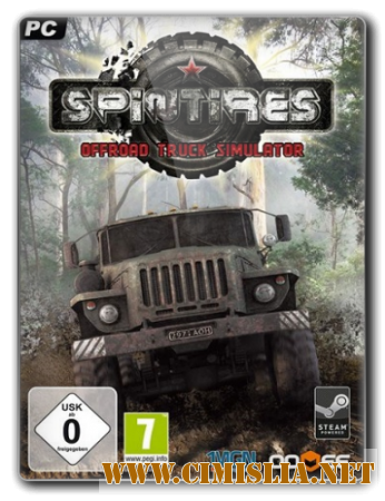 Spintires [RePack] [2014 / MULTi / ENG / RUS]