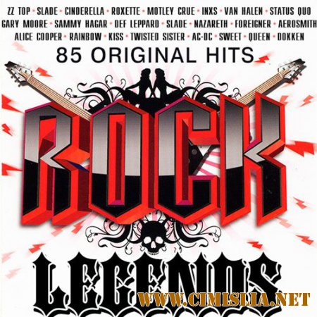 Rock Legends [2014 / MP3 / 320 kb]
