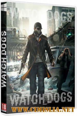 Watch Dogs - Digital Deluxe Edition [v.1.03.483] [RePack] [2014 / RUS / ENG]