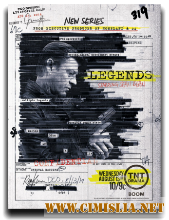 ������� / Legends [01x01-03 �� 10] [2014 / WEB-DLRip]