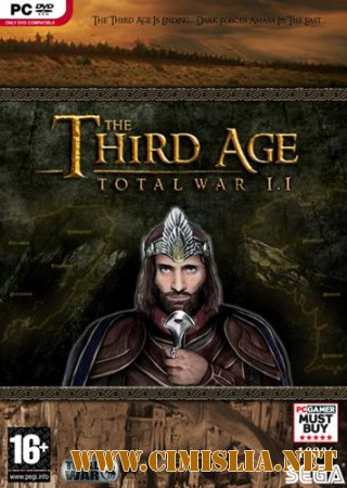 The Third Age: Total War [L] [2013 / RUS / ENG]