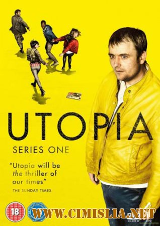 Утопия / Utopia [S01-02] [2013-2014 / HDTVRip]