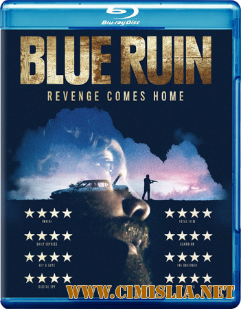 ���������� / ������� �������� / Blue Ruin [2013 / BDRip]
