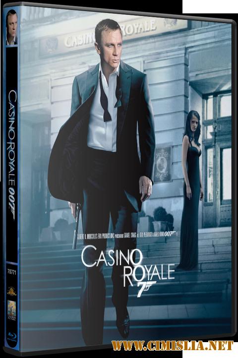 Безкоштовно фільм Казино Рояль Англія онлайн казино