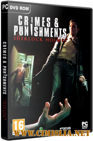 Sherlock Holmes: Crimes and Punishments [L] [2014 / RUS / ENG MULTi10]