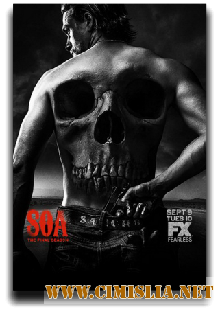 ���� ������� / Sons of Anarchy [07x01-06 �� 13] [2014 / WEB-DLRip]