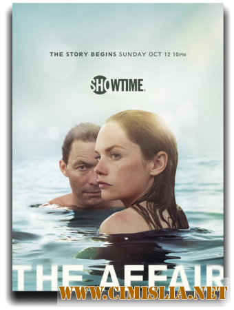 ��������� / The Affair [01x01-03 �� 10] [2014 / HDTVRip]