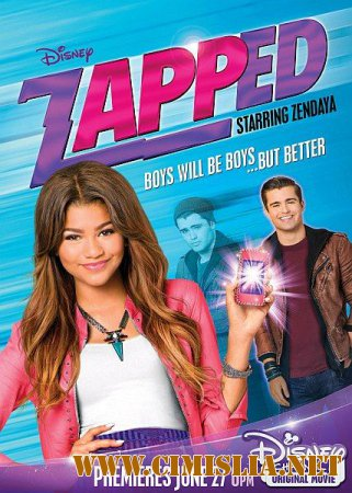 Zapped. ��������� ���������� / Zapped [2014 / WEB-DLRip]