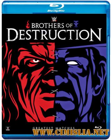 WWE: Brothers of Destruction [2014 / BDRip]