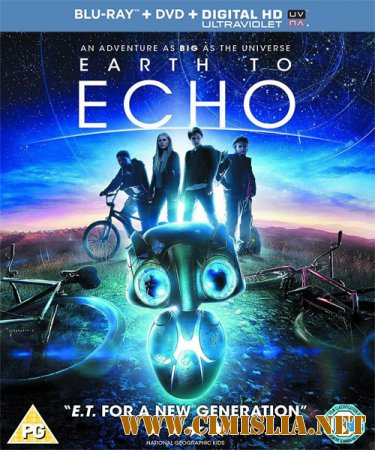 ��������� ��� / Earth to Echo [2014 / HDRip]