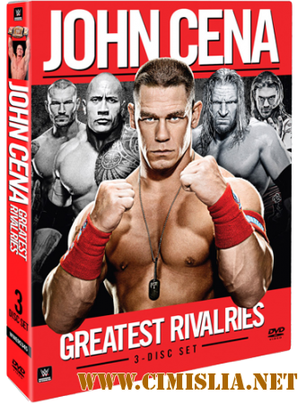 WWE: John Cena's Greatest Rivalries [2014 / DVDRip]