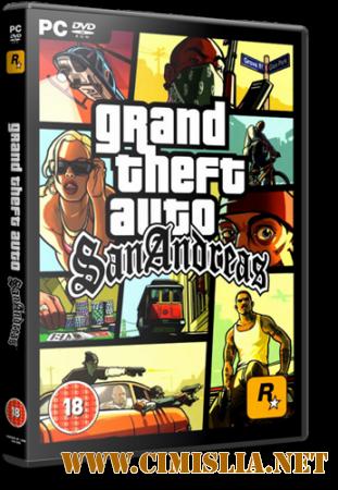 GTA / Grand Theft Auto: San Andreas - Russia Forever [2005-2014 / RUS]