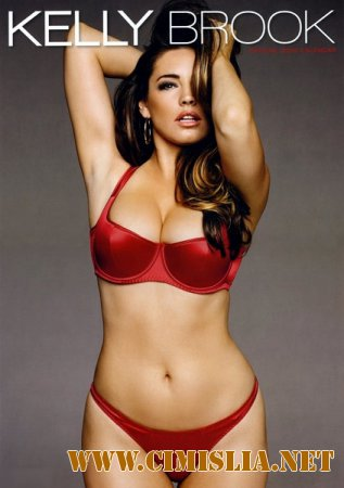 Kelly Brook. Official Calendar 2015 / Коллектив [2014 / JPG]