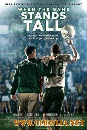 ���� �� ������ / When the Game Stands Tall [2014 / WEB-DLRip]