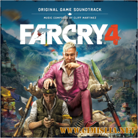 OST - Far Cry 4 [Original Game Soundtrack] [2014 / MP3 / 320 kb]