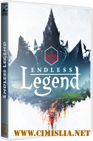 Endless Legend [L] [2014 / RUS / ENG / MULTi5]