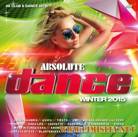 VA - Absolute Dance Winter 2015 [2014 / FLAC / Lossless]