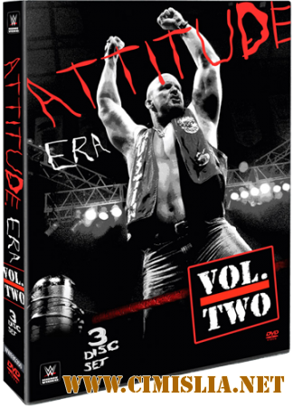 WWE - The Attitude Era: Volume 2 [2014 / DVDRip]