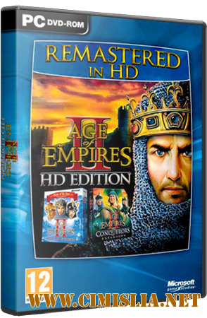 Age of Empires 2: HD Edition [v 3.7] [Steam-Rip] [2013 / RUS / ENG / MULTi]