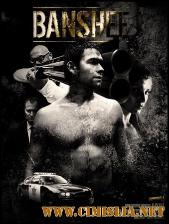 ����� / Banshee [S01-03] [2013-2015 / HDTVRip]