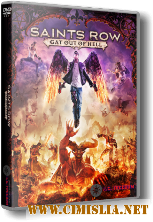 Saints Row: Gat Out of Hell [RePack] [2015 / ENG / RUS]