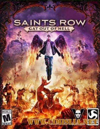 Saints Row: Gat out of Hell [L] [2015 / RUS / ENG / MULTi7]