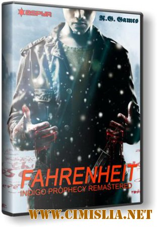 Fahrenheit: Indigo Prophecy Remastered [RePack] [2015 / RUS / ENG]