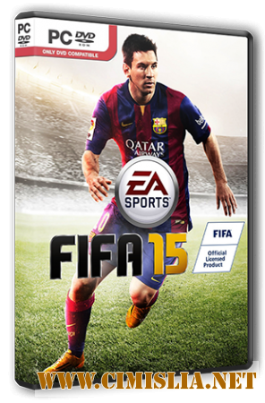 FIFA 15: Ultimate Team Edition [Update 4] [Origin-Rip] [2015 / RUS / ENG / MULTi5]