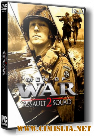 В тылу врага: Штурм 2 / Men of War: Assault Squad 2  [v 3.115.0] [Rip] [2014 / RUS / ENG]