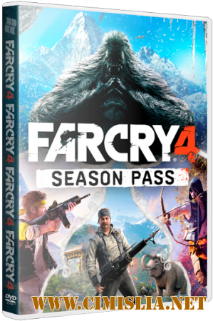 Far Cry 4 [v 1.9 + DLCs] [Steam-Rip] [2014 / RUS]