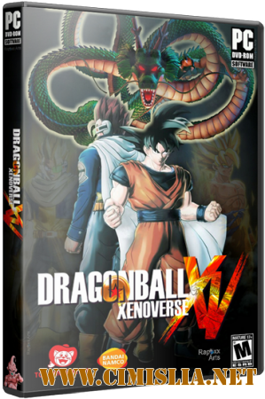 Dragon Ball: Xenoverse [L] [2015 / RUS / ENG / MULTi9]
