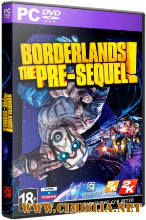 Borderlands: The Pre-Sequel [v 1.0.5 + 5 DLC] [RePack] [2014 / RUS / ENG]
