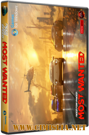 Need for Speed: Most Wanted [Repack] [2012 / RUS / ENG]