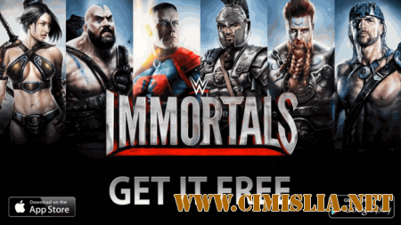 [Android] WWE Immortals [+Mod Money] [2015 / RUS / ENG]